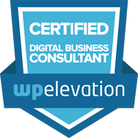 wpelevation certified badge