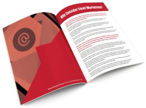 Email Marketing Quick Start Guide Ebook inside view