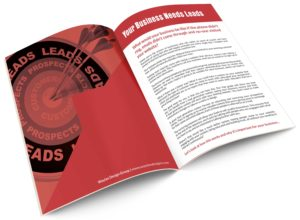 Grow Your Business While You Sleep with a Lead Generation system ebook inside view