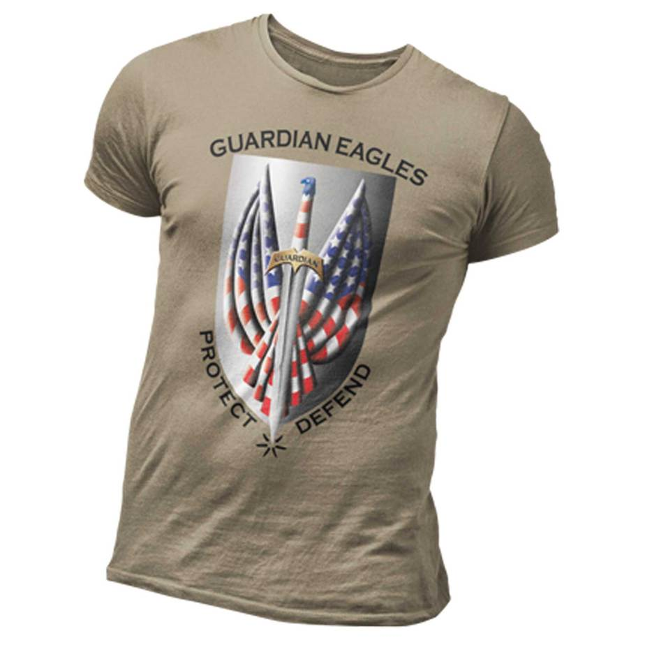 Guardian Eagles T-shirts